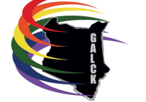 Logo of GALCK (Gay and Lesbian Coalition of Kenya)